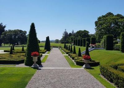 Adare Manor - garden